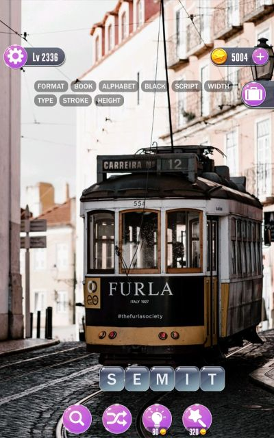 word town lisbon answers level 2336