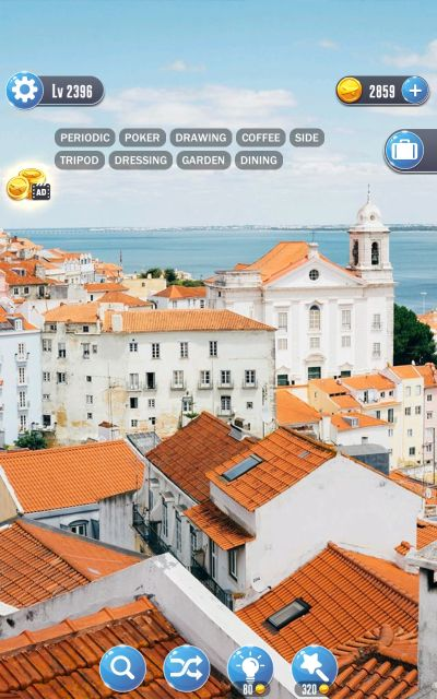 word town lisbon answers level 2396