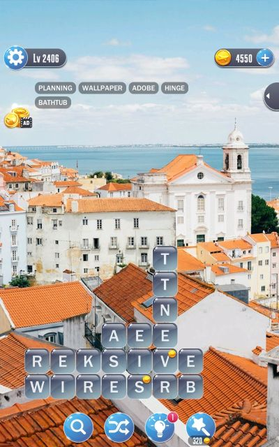 word town lisbon answers level 2406