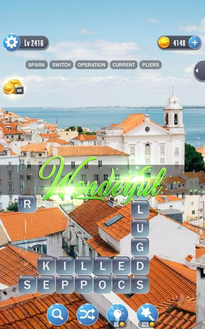 word town lisbon answers level 2416