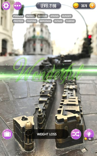 word town madrid answers level 2196