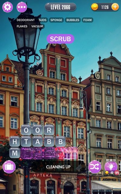 word town warsaw answers level 2066