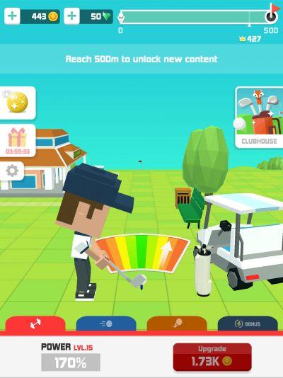 golf boy tips