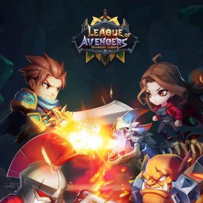league of avengers champion legend guide