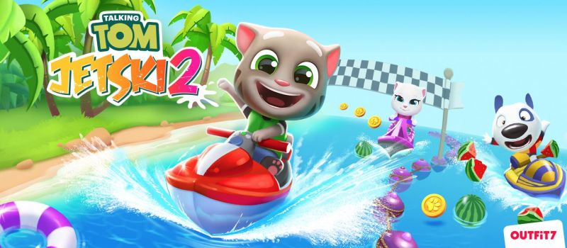 talking tom jetski 2 cheats