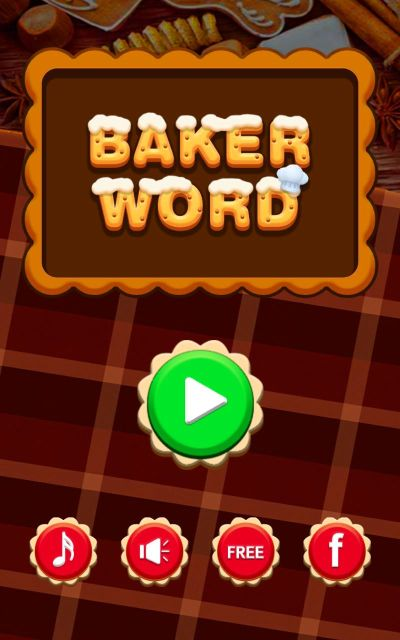 word baker answers