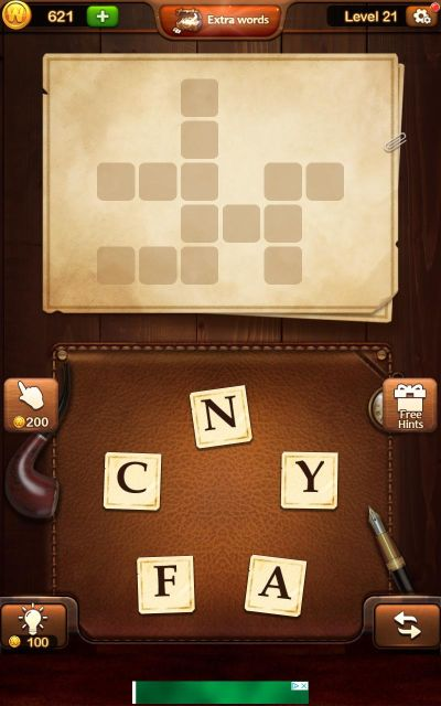 word cross master answers level 21
