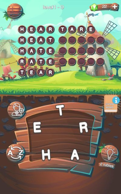 word game forest link connect puzzle answers level 1