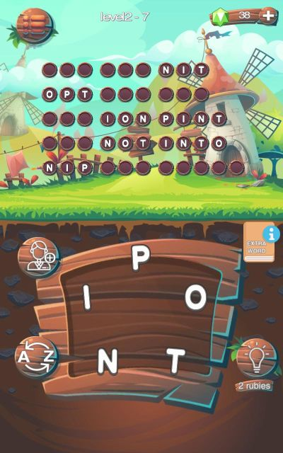 word game forest link connect puzzle answers level 2