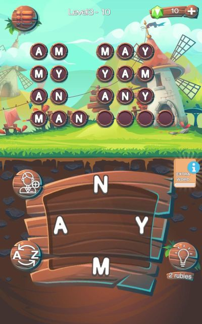 word game forest link connect puzzle answers level 3