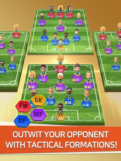 world soccer king best tactics