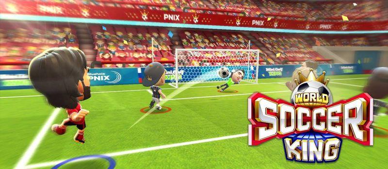 world soccer king tricks