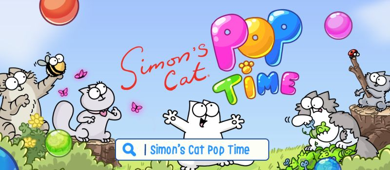 simon's cat pop time tips