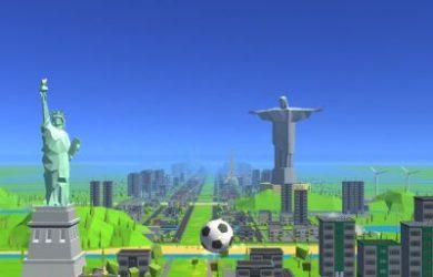 soccer kick voodoo high score