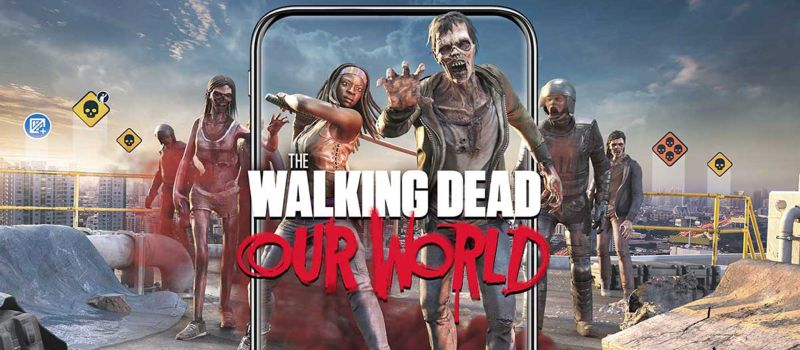 the walking dead our world beginner's guide