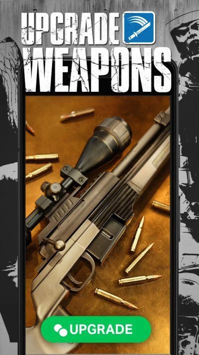 how to upgrade weapons in the walking dead our world