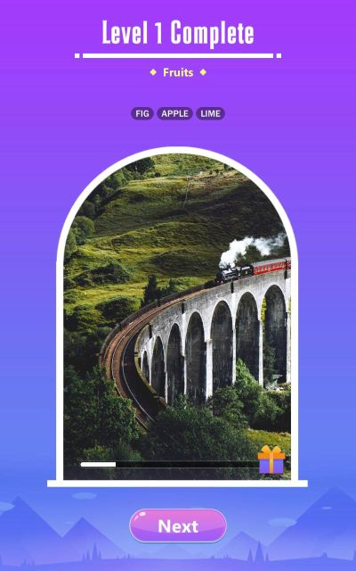 word view scotland answers level 1
