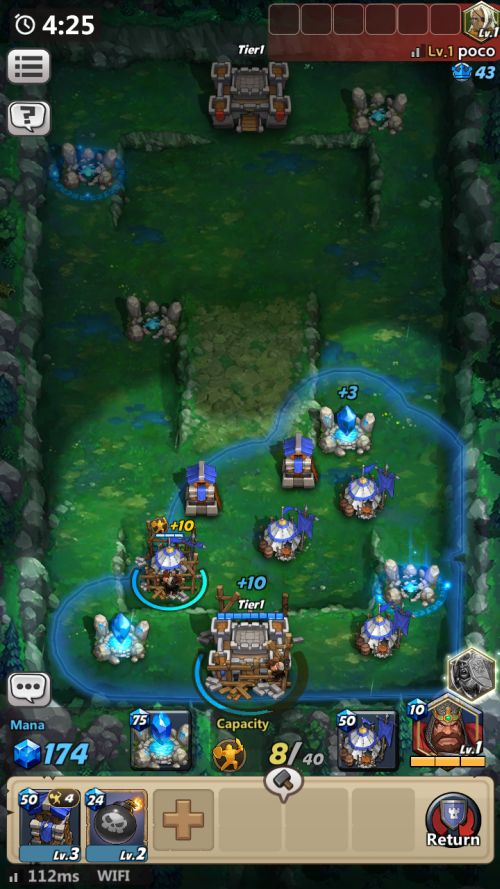 castle burn battle tips