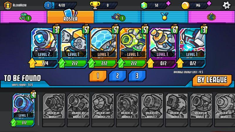 cosmic showdown roster