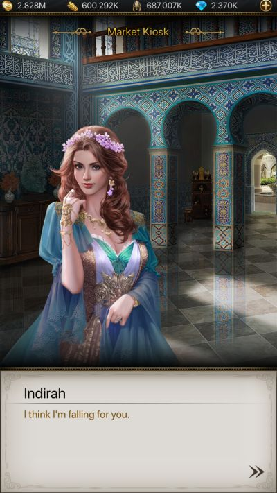 game of sultans consorts