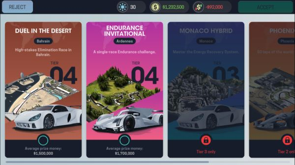 how to earn more money in motorsport manager mobile 3