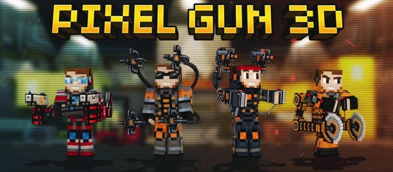 best shotgun in pixel gun 3d