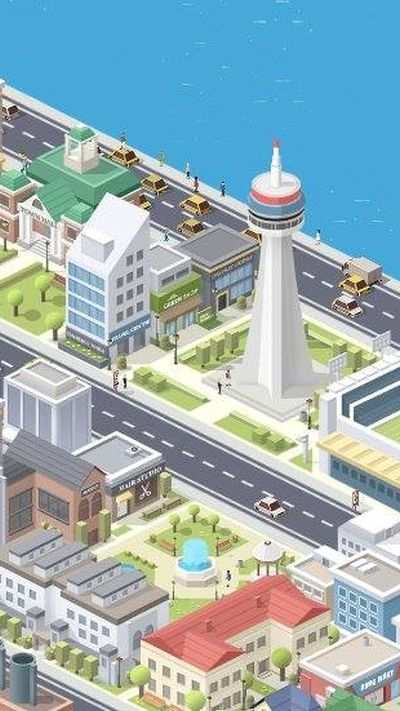 pocket city heavy traffic