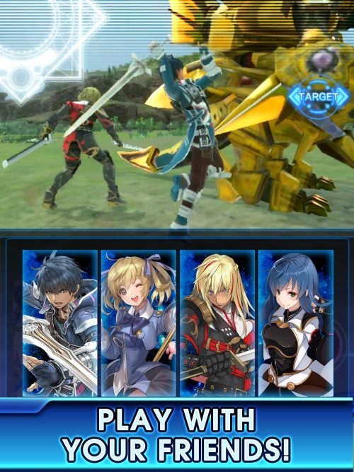 how to team up with your friends in star ocean anamnesis