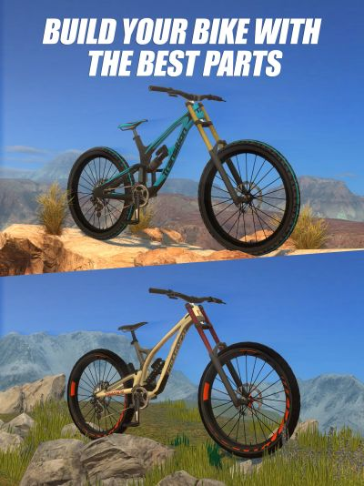 bike unchained 2 upgrades