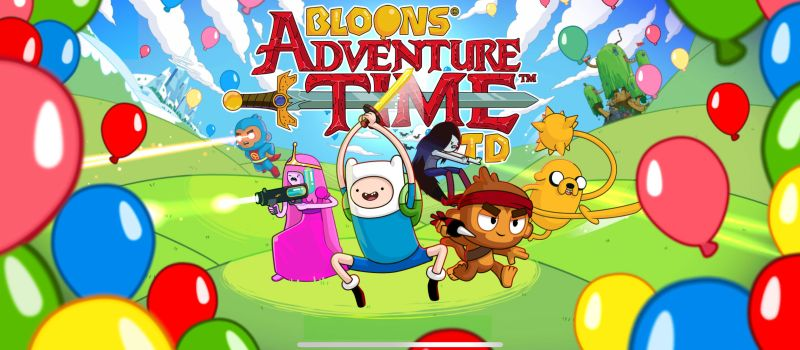 bloons adventure time td guide