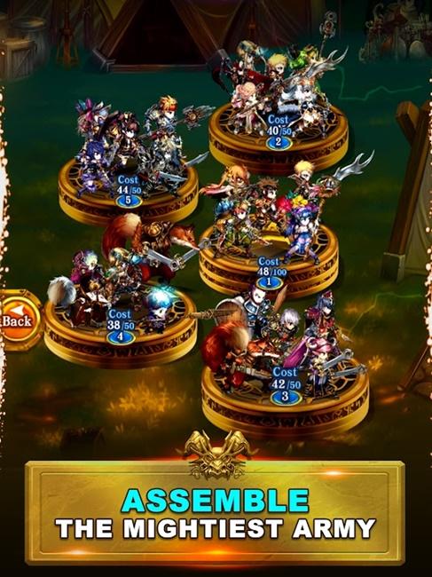 brave frontier the last summoner tips