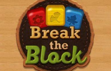 break the block tips