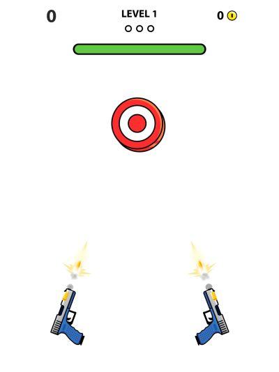double guns ketchapp high score