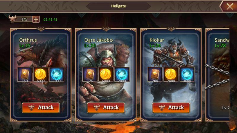 dungeon & heroes hellgate