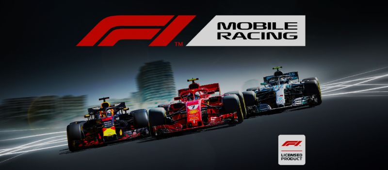 f1 mobile racing guide
