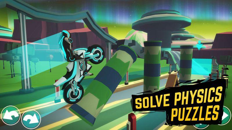 gravity rider tricks