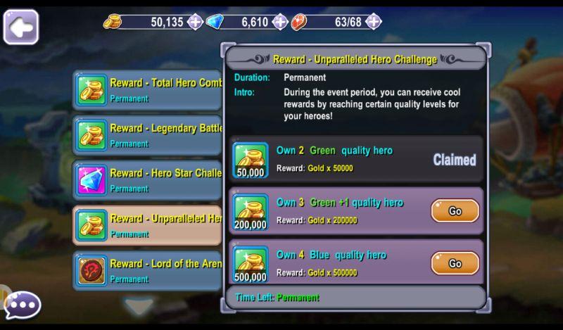 guardians clash rewards
