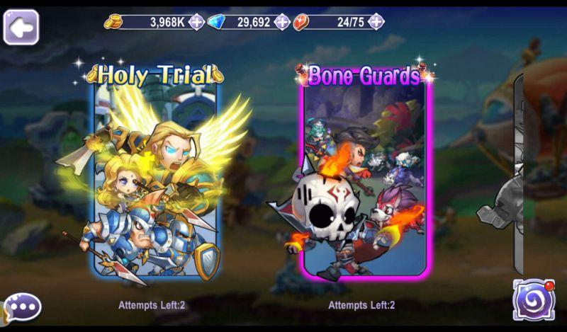 guardians clash trials dungeon