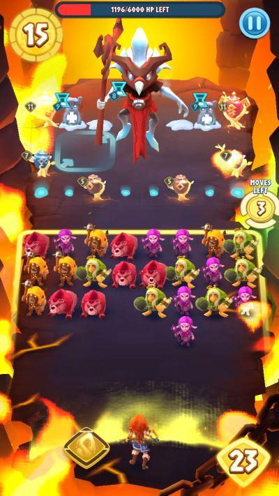 legend of solgard guild boss