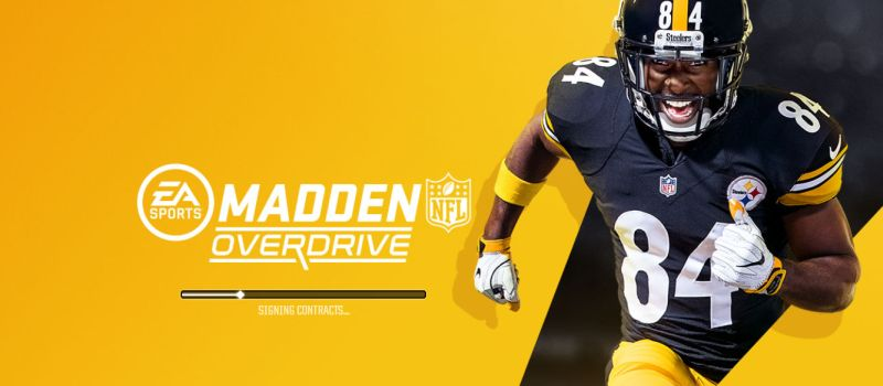 madden nfl overdrive guide