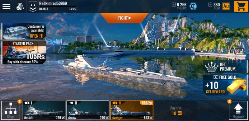 pacific warships guide