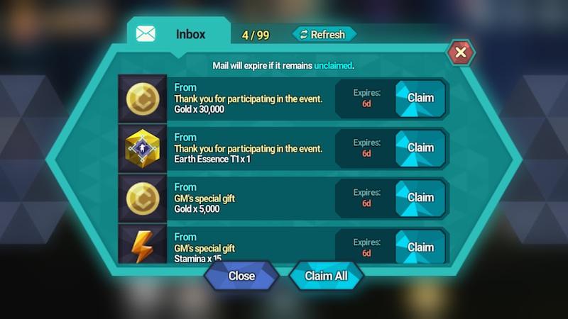 phantomgate the last valkyrie rewards