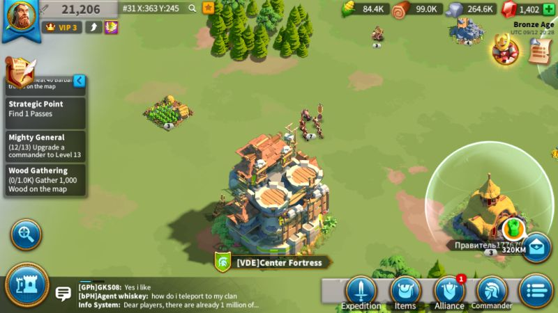rise of civilizations attacking strategy