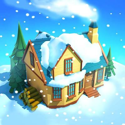 snow town ice village world cheats