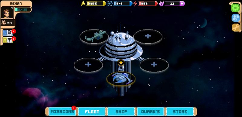 star trek trexels ii fleet