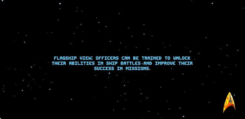 star trek trexels ii officers