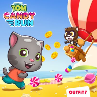 talking tom candy run tips