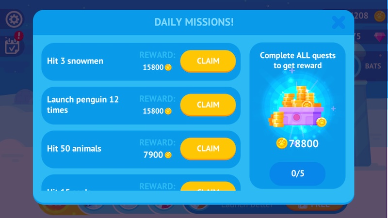 bouncemasters! playgendary rewards