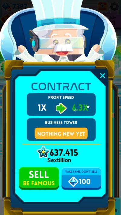 cash inc upgrades