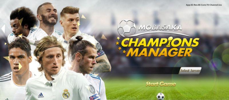 champions manager mobasaka guide